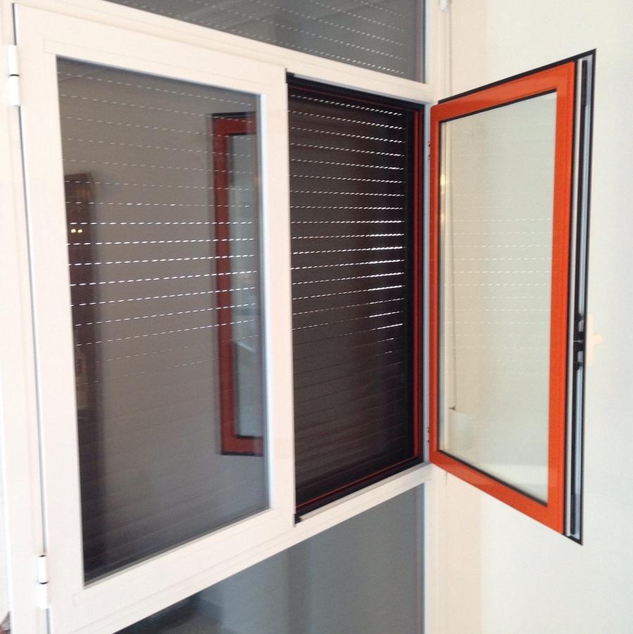Renovaci n de ventanas ideas carpinter a aluminio - Detalle carpinteria aluminio ...