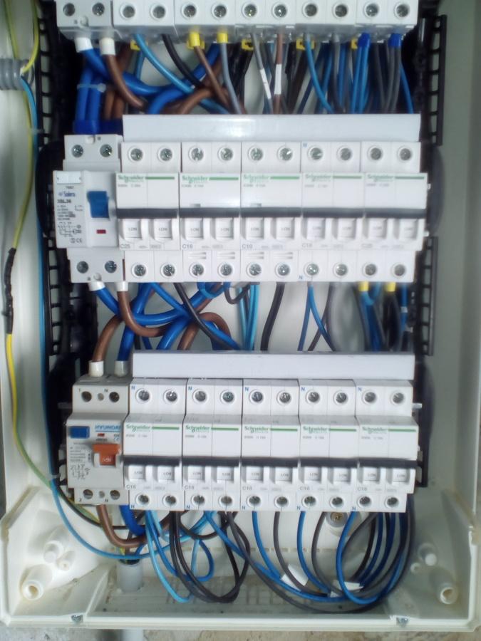 detalle de conexión