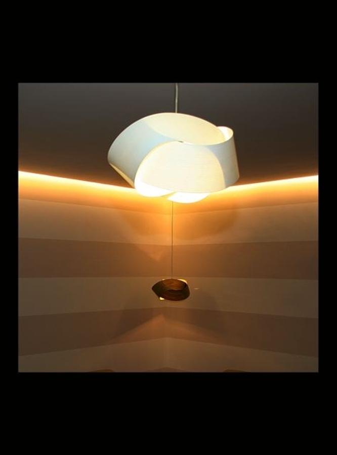 Detalle de iluminación indirecta y directa