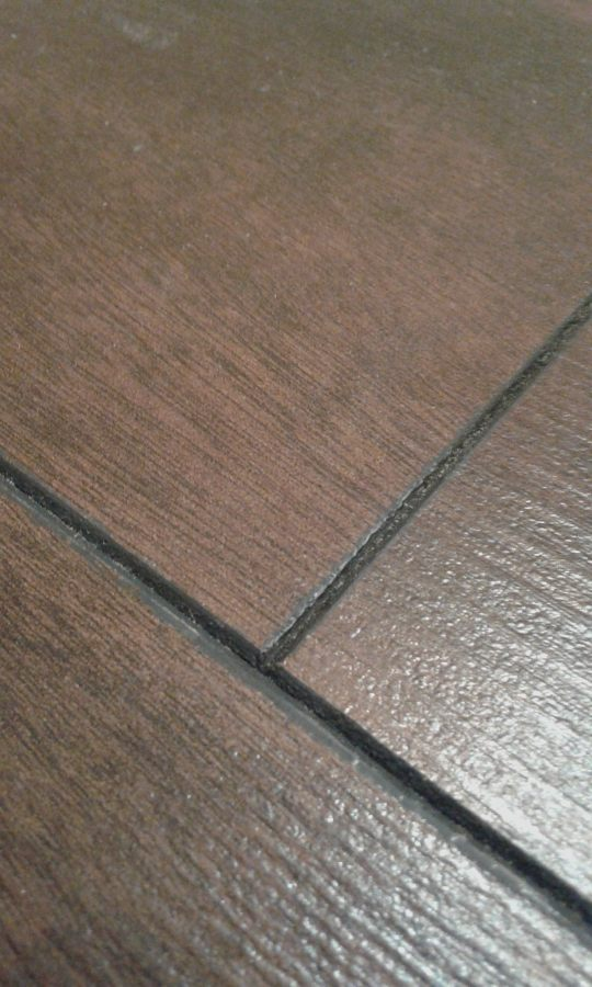 detalle de juntas del suelo laminado