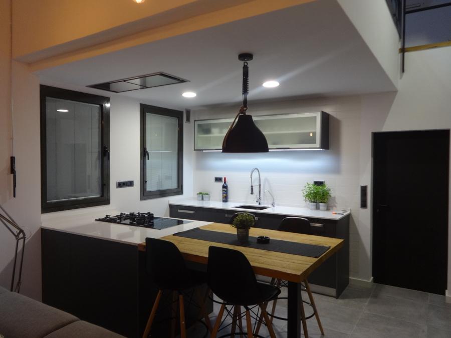 Foto detalle de la cocina de mr arquitectura t cnica - Detalles para la cocina ...