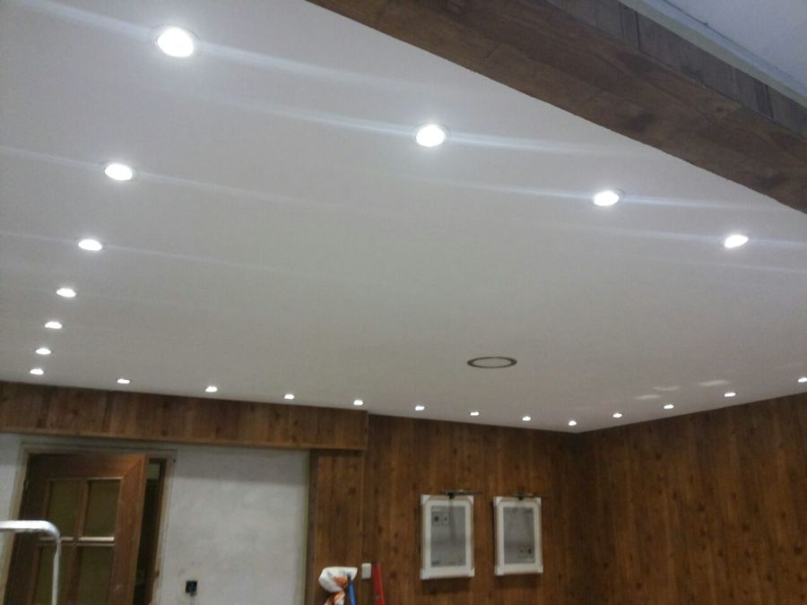 Reforma de salon ideas pladur - Ideas iluminacion salon ...