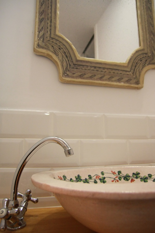 Detalle de lavabo
