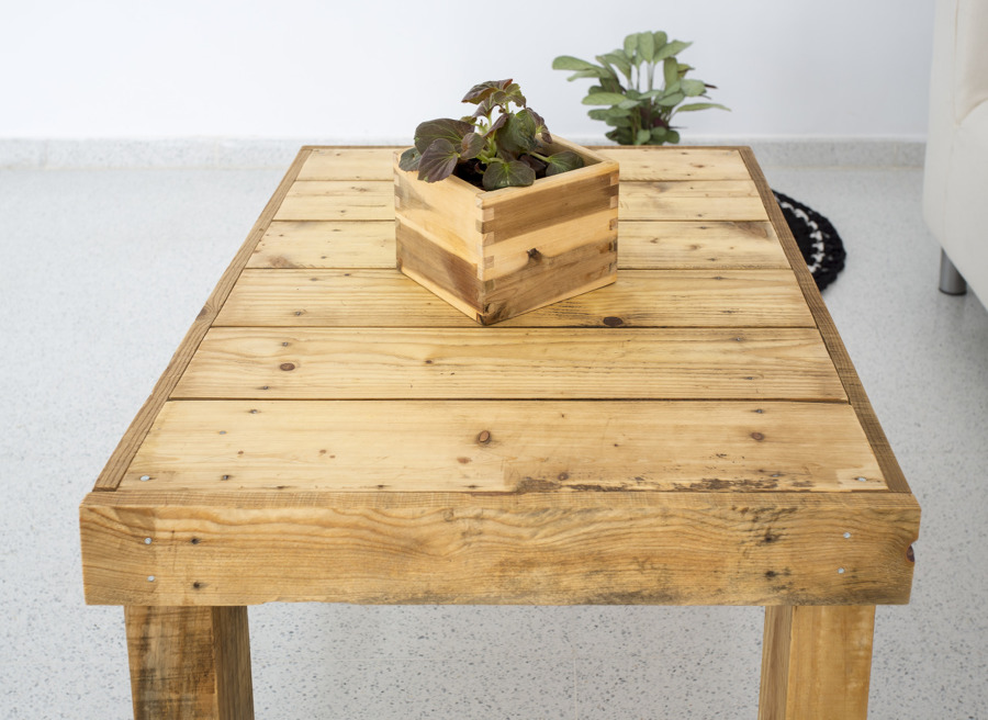 Detalle de mesa