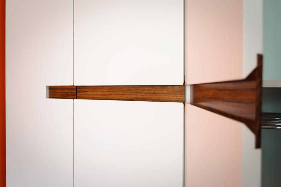 detalle de puerta de armario