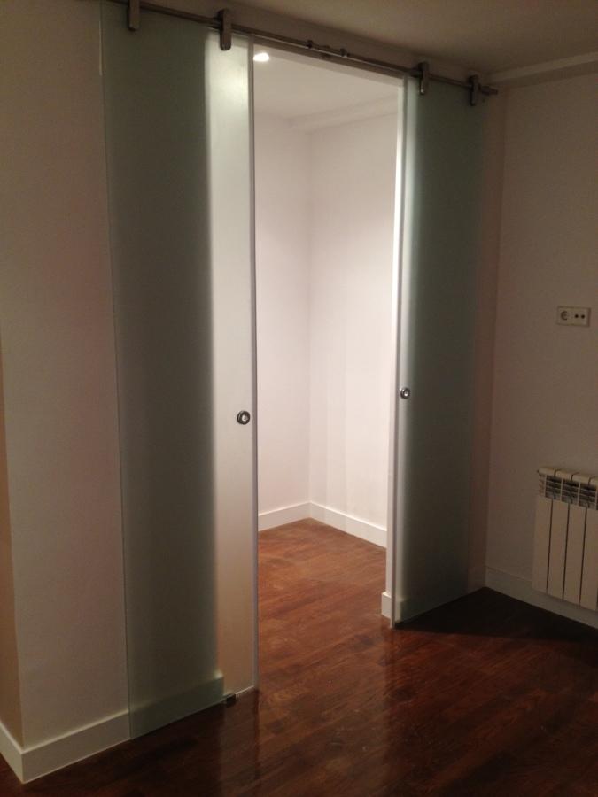 Foto detalle de puertas correderas de cristal de dpbs - Precio de puertas correderas de cristal ...
