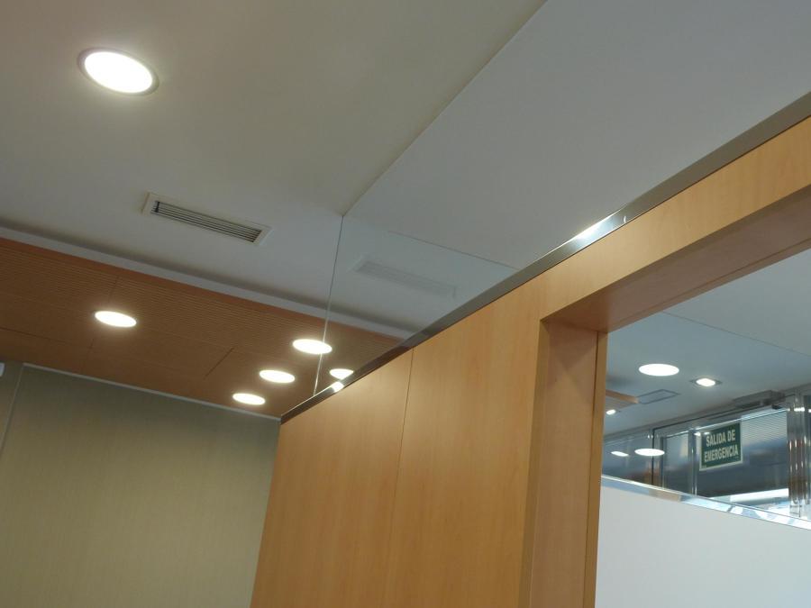Detalle distribución interior