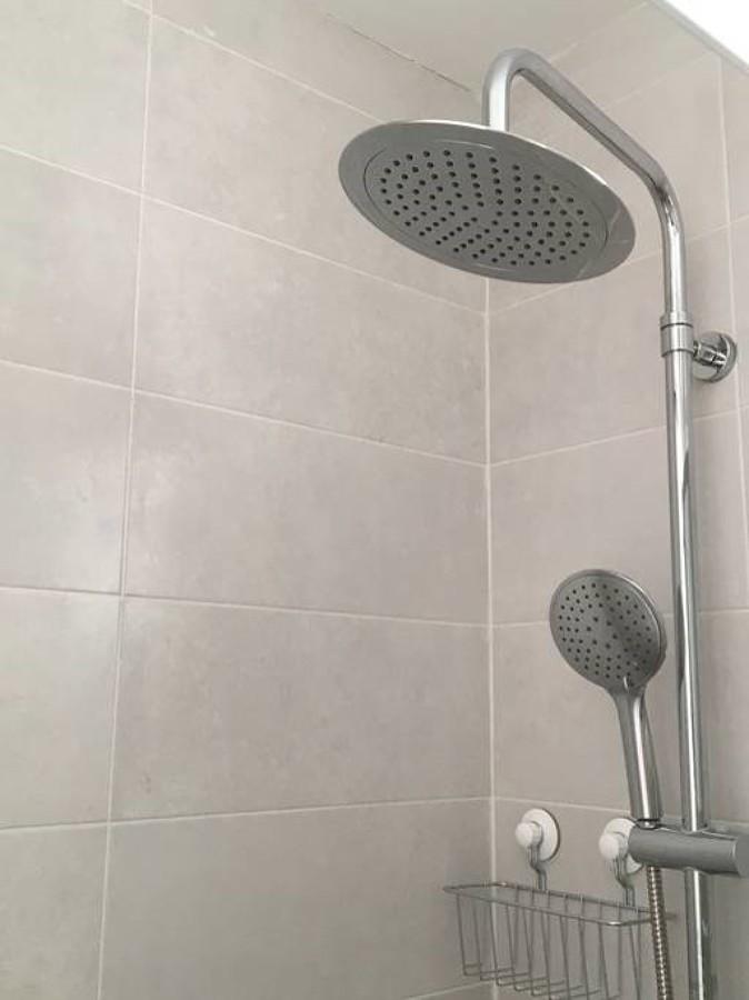 Detalle ducha