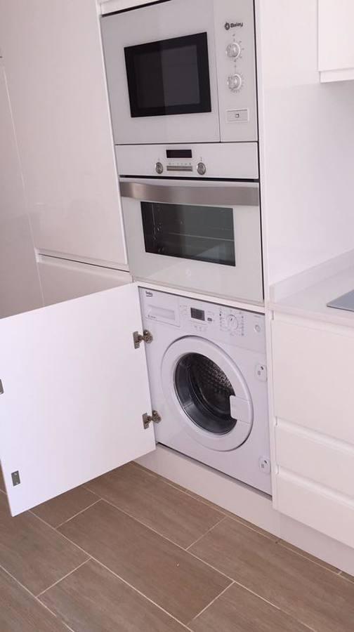 Detalle electrodomésticos.