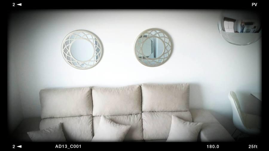 Detalle espejos