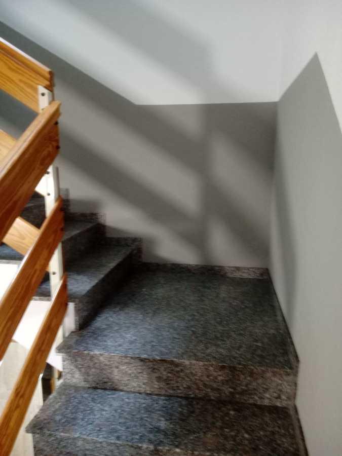Detalle esquinas de escalera