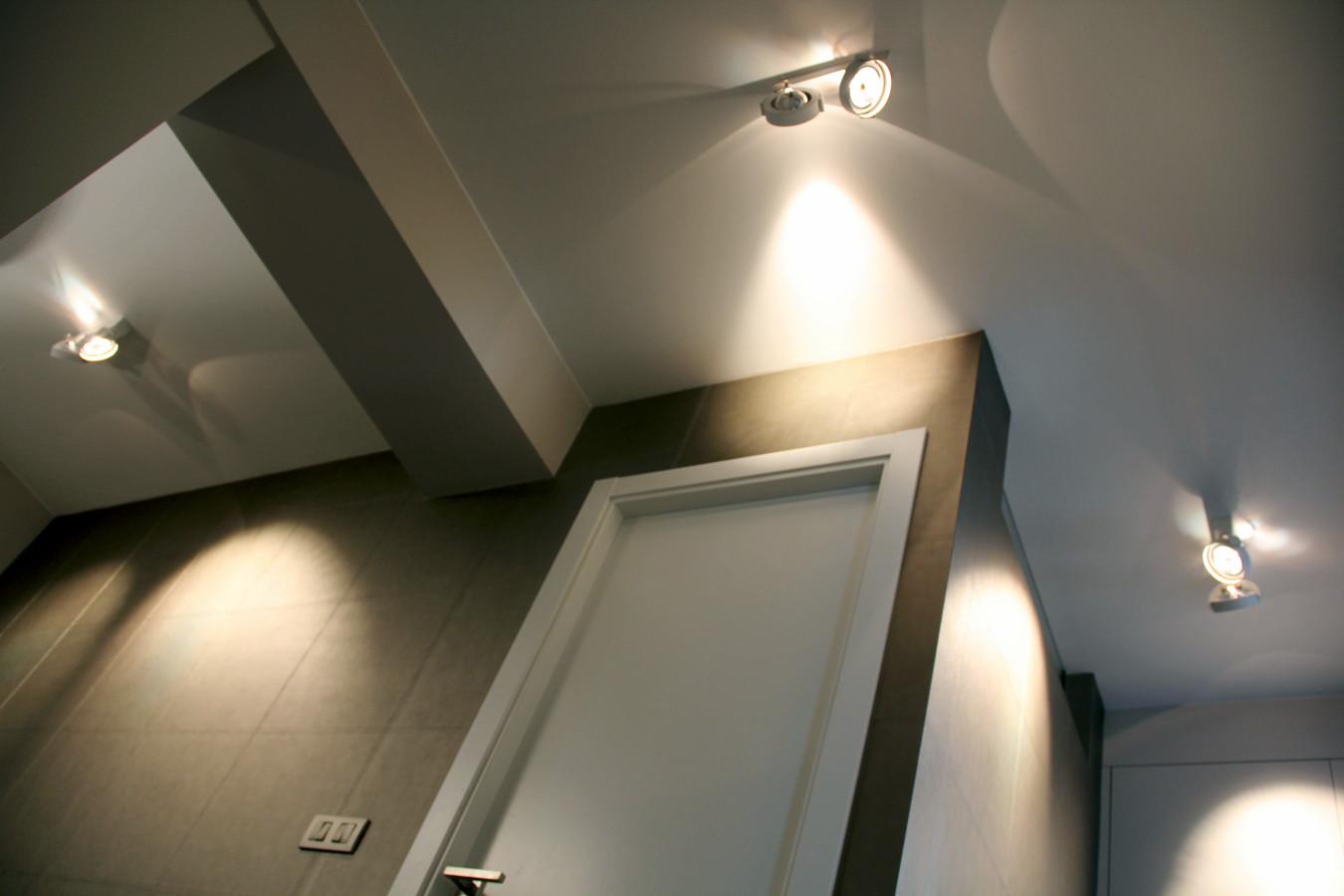 Reforma vivienda centro a coru a ideas reformas viviendas - Iluminacion de pasillos ...