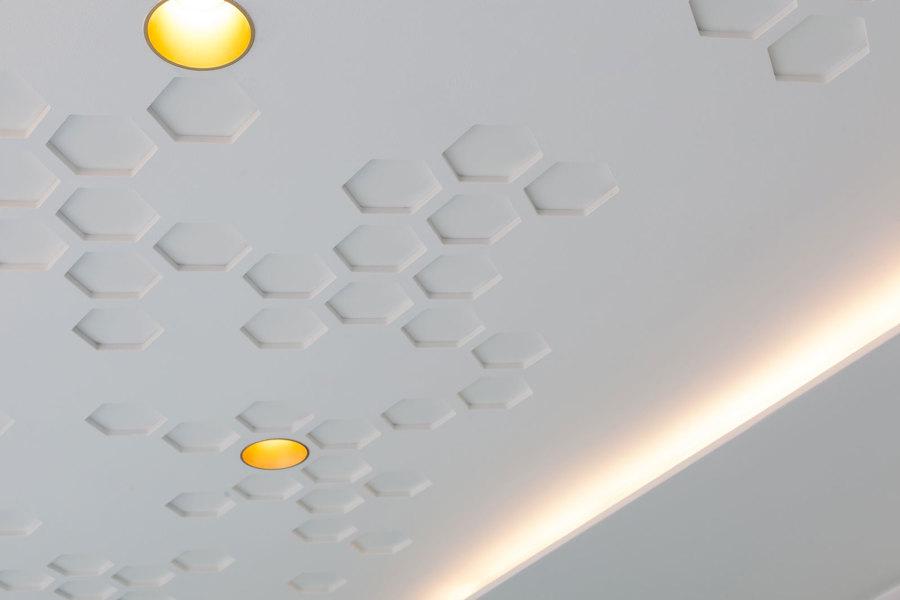 Detalle luminaria