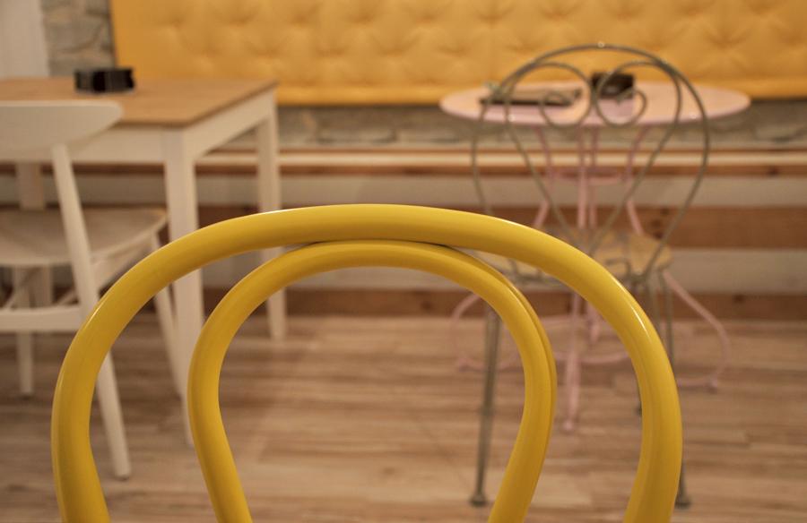 detalle mobiliario retro