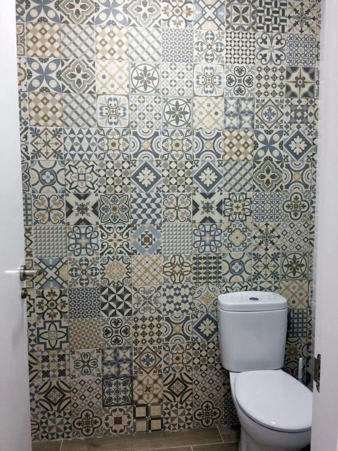 Detalle mosaico del baño