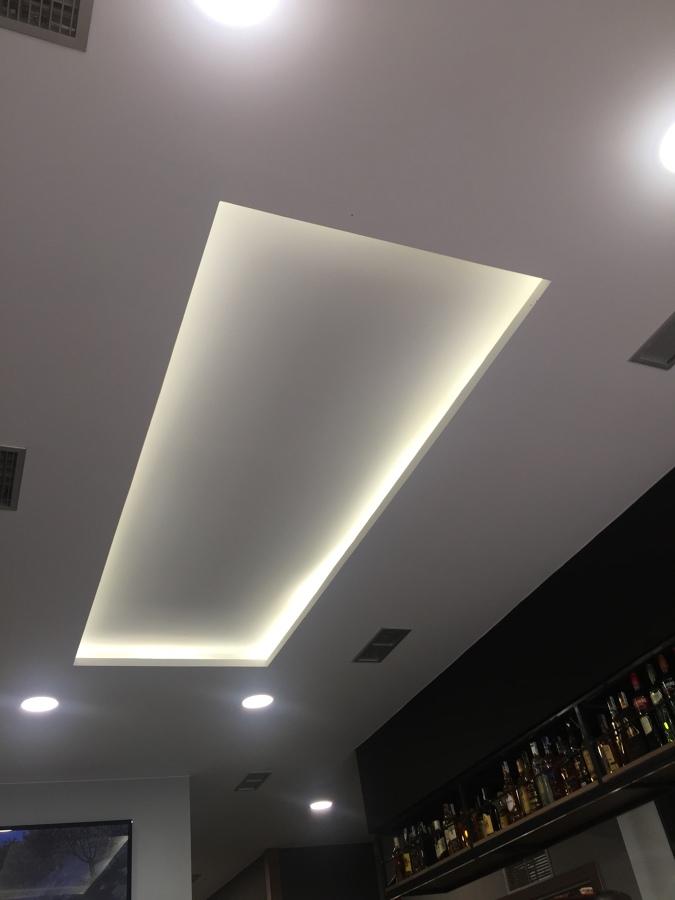 Detalle nueva iluminación
