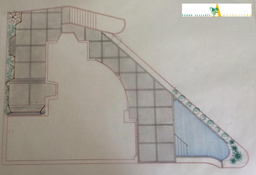 Detalle Plano del proyecto