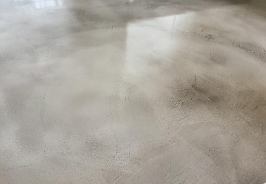 Detalle suelo cocina