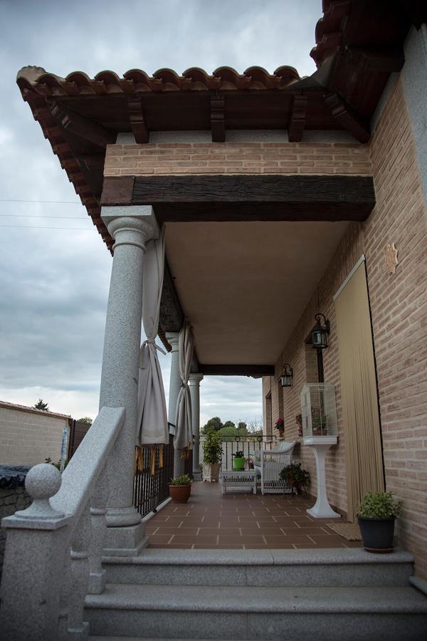 Detalle terraza