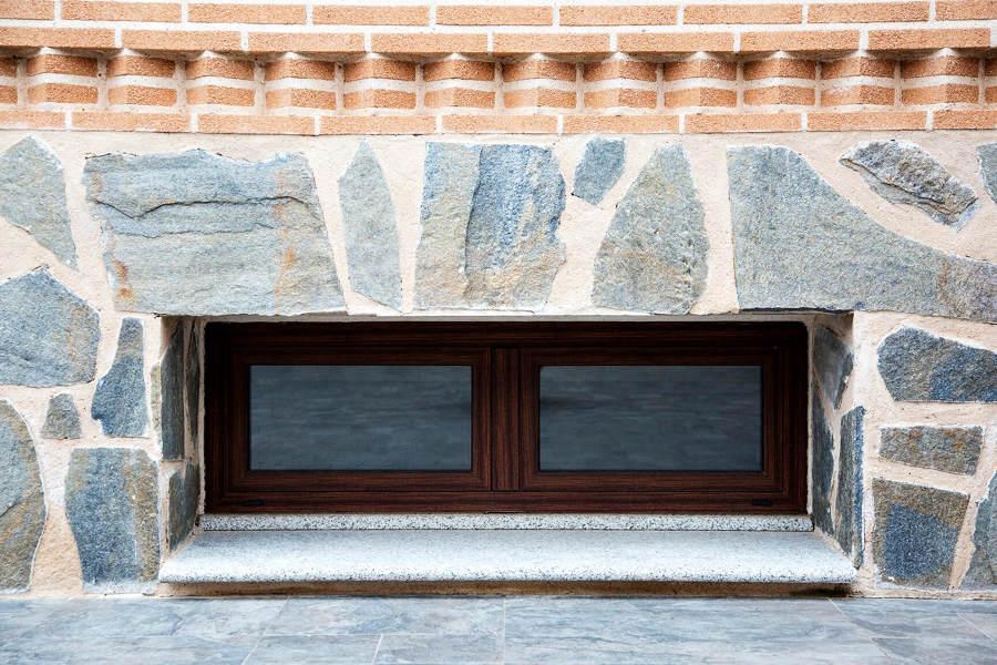 Detalle ventana patio
