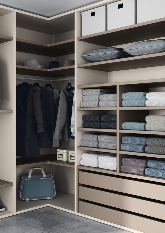 Tus armarios y vestidores a medida ideas muebles - Armarios en l ...