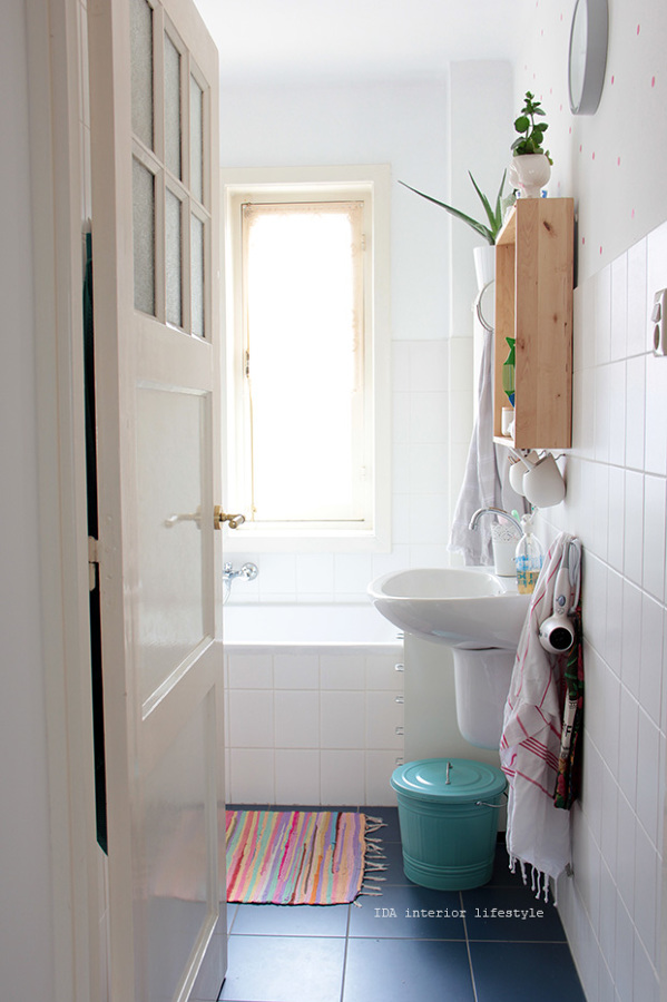 Detalles de baño reformado