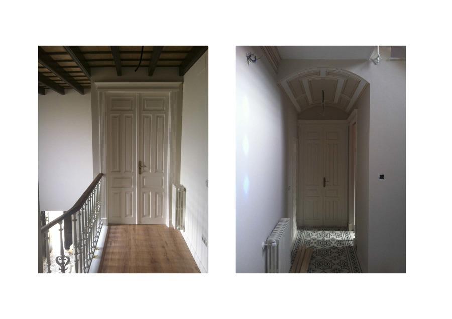 Detalles de Carpinterías Interiores