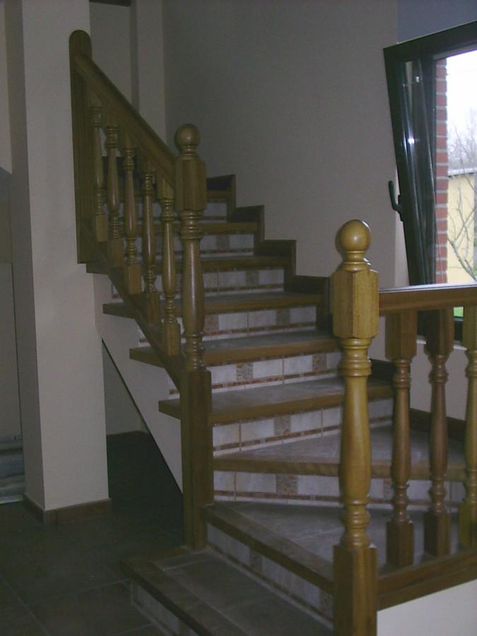 Detalles de escaleras