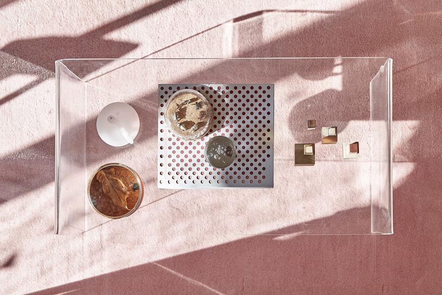 detalles en rosa cuarzo