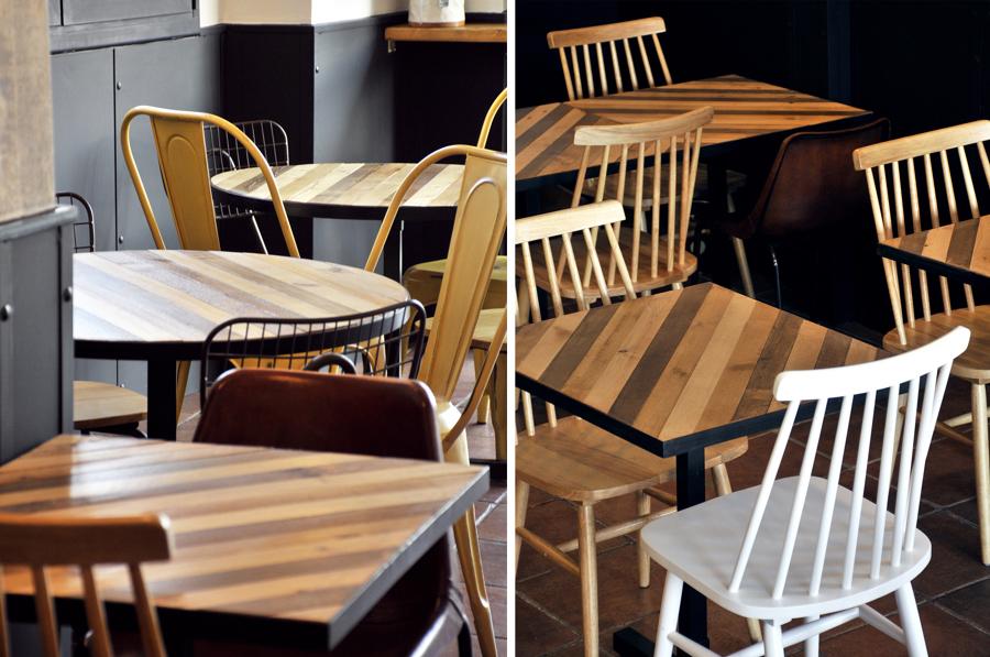 detalles mobiliario carpintería