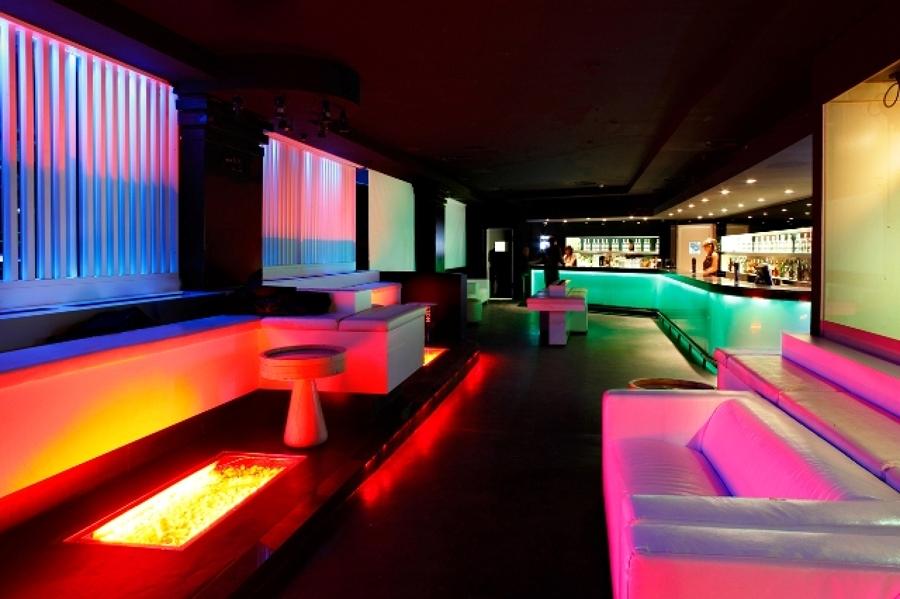 Discoteca, Barcelona