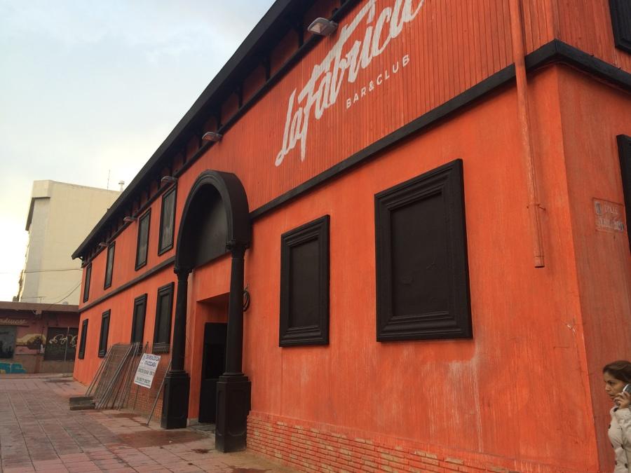 Discoteca La Fabrica