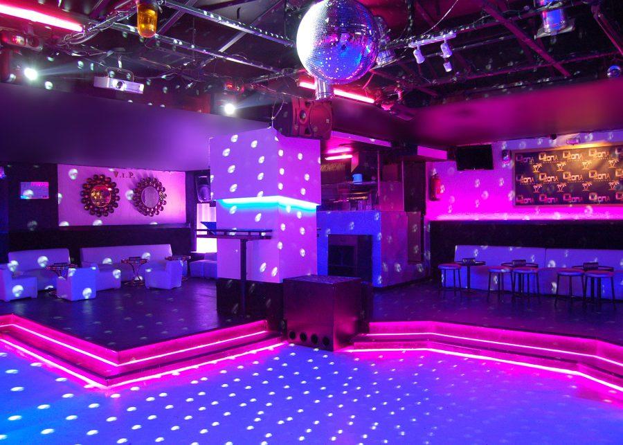 Foto discoteca ozona de francisco silv n arquitectura de interior 615956 habitissimo - Decoraciones de bares ...