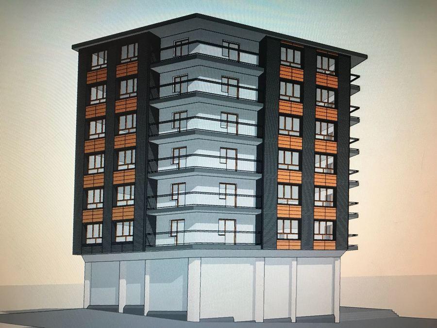 Diseño 1 fachada ventilada