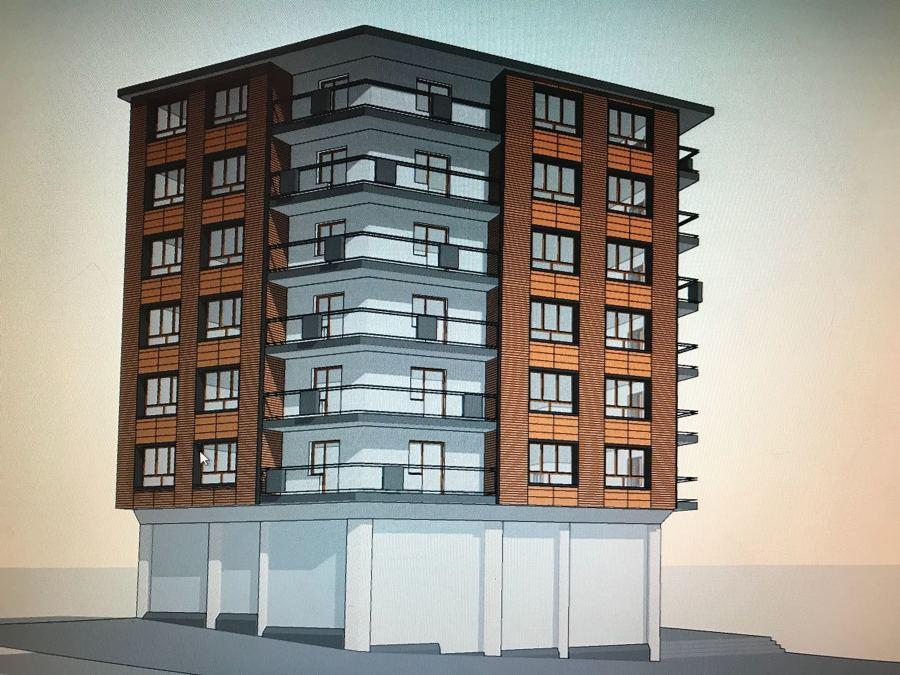 Diseño 2 fachada ventilada
