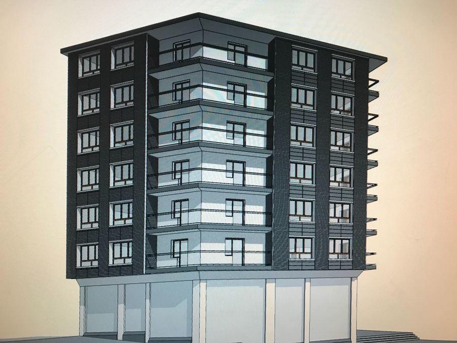Diseño  3 fachada ventilada