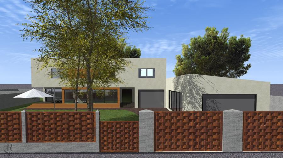 Proyecto 3d dise o ideas construcci n casas - Diseno casa 3d ...