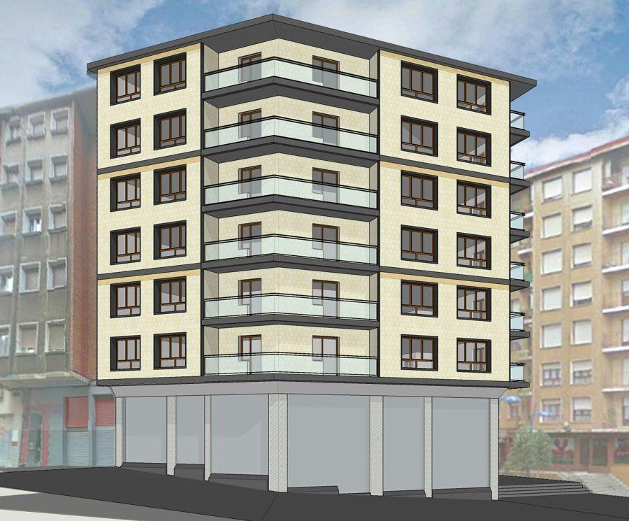 Diseño 4 fachada ventilada