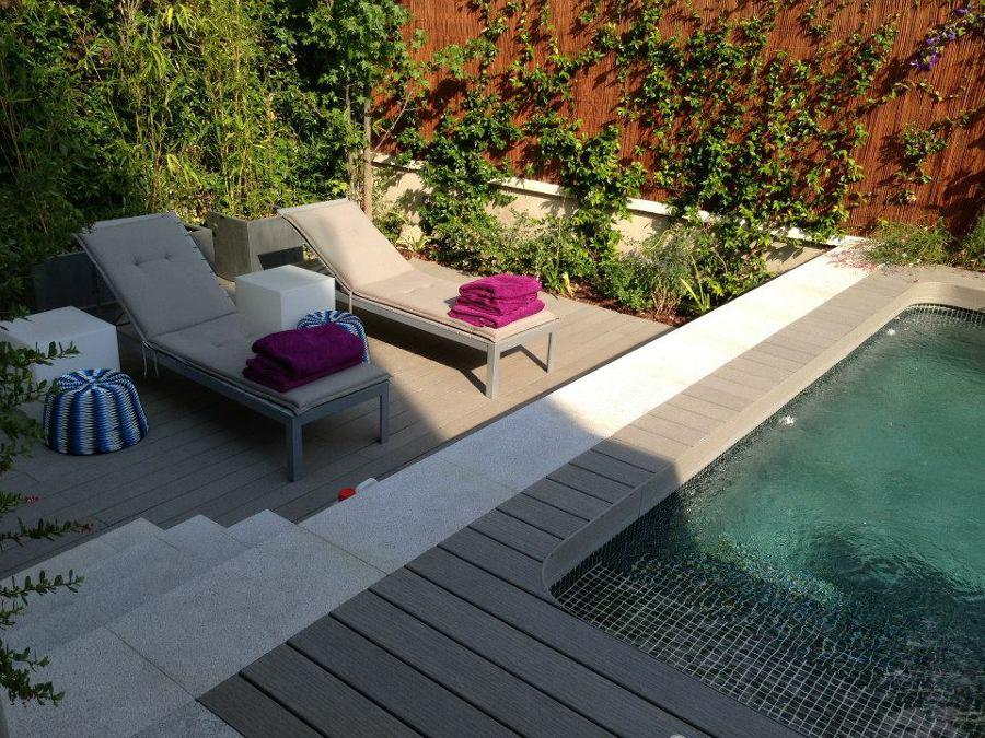 Diseño de jardín