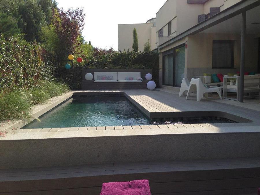 Foto dise o de jard n de ardigral 538531 habitissimo for Jardines baratos