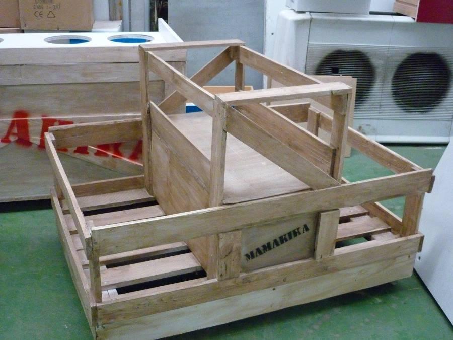 diseño de mobiliario artesano