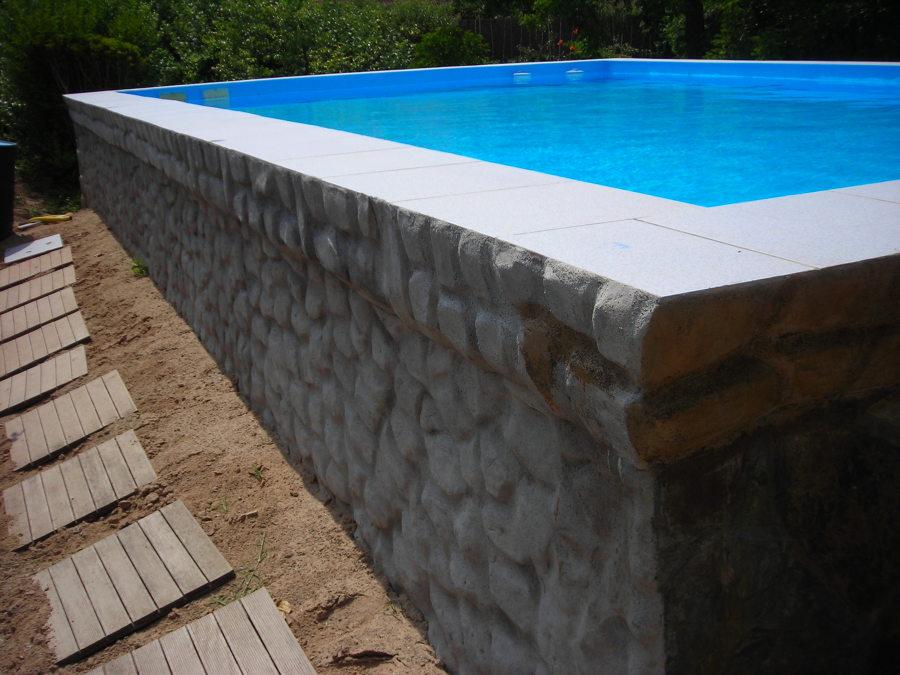 Dise o de piscina ideas paisajistas for Diseno de piscinas camaroneras