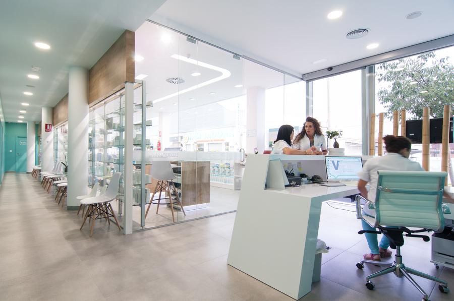 Diseño Interior Centro Médico