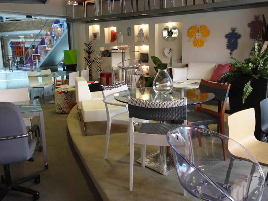 Diseño interior - Tiendas THE 11