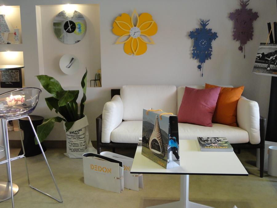 Diseño interior - Tiendas THE 13