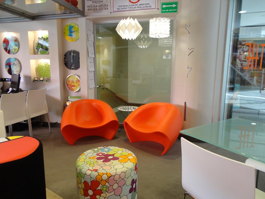 Diseño interior - Tiendas THE 14