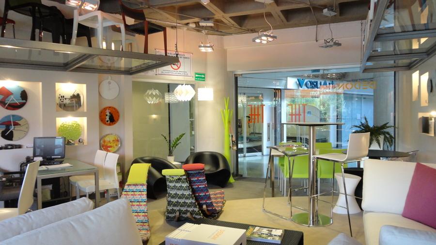 Diseño interior - Tiendas THE 6