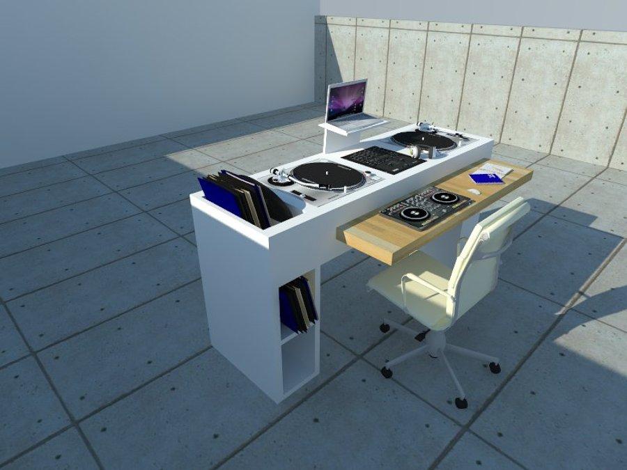 dise o mueble dj ideas muebles