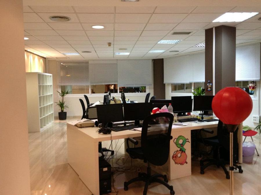 foto dise o oficinas de low cost decoration