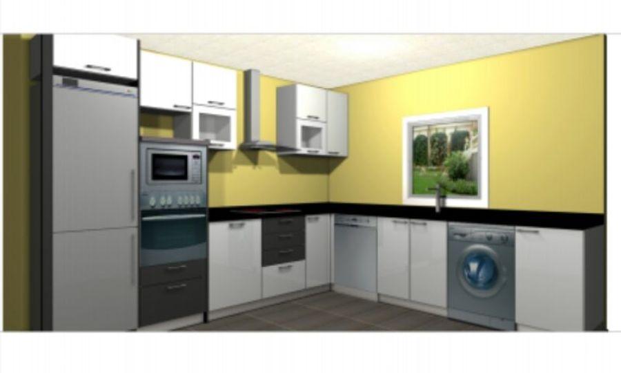 Diseño personalizado de cocina